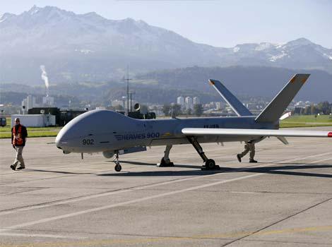Corte ordena a la FACh que transparente información sobre compra de drones