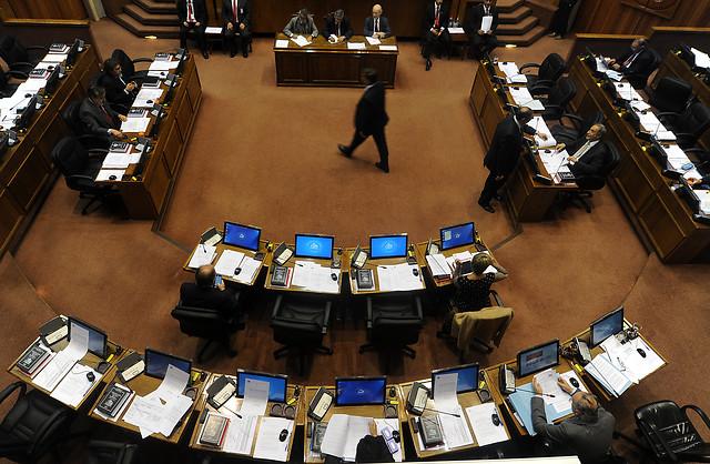 Sala del Senado vota este martes el Acuerdo de Vida en Pareja
