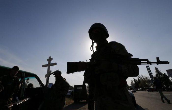 Todo preparado para un alto el fuego en Ucrania