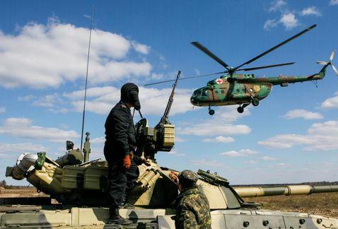 La OTAN pide a Rusia que se retire del este de Ucrania