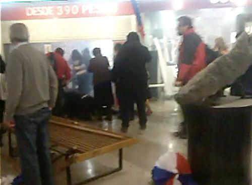 Bombazo en la galería SubCentro: llegó el momento de ponerse serios
