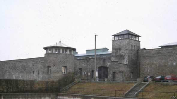 En el campo de concentración de Mauthausen, en Austria, Heim realizó horrendos experimentos.
