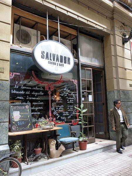 Crítica gastronómica: Salvador, Cocina y café, una pequeña rebeldía