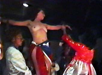 Performance de Patricia Rivadeneira