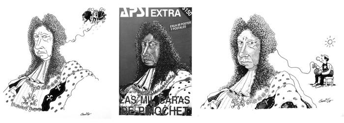 PinochetLuisXIV
