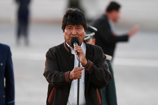 Evo Morales pide juzgar también a agencias secretas de EE.UU. por Operación Cóndor