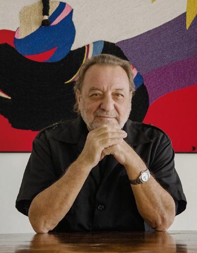 In memoriam: Patricio Manns