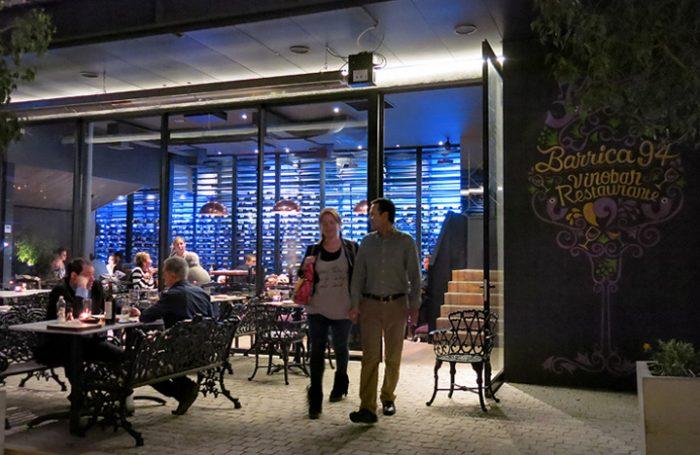 Crítica de bares: «Barrica 94» la copa medio llena