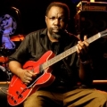 Concierto guitarrista de blues Lurrie Bell en Club Chocolate