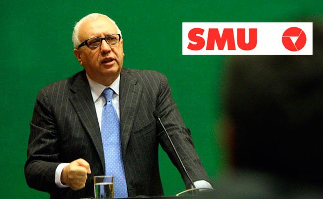 Compleja situación de Álvaro Saieh amenaza su control de SMU