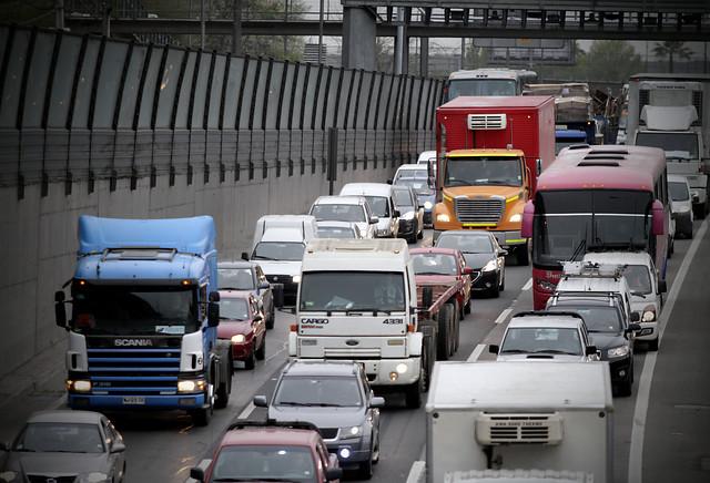 Camioneros dicen que alza de 9,0% del TAG es un