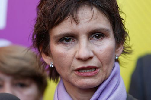 "La ""democracia directa"" según Carolina Tohá"