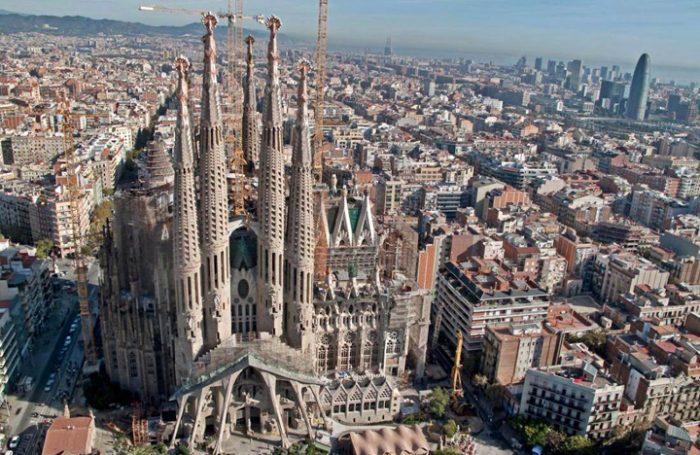 Conferencia de Jordi Faulí sobre Sagrada Familia de Antoni Gaudí