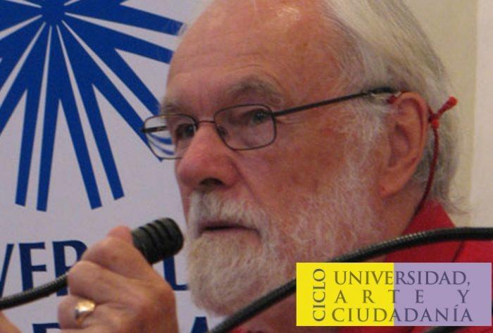 Teórico Social británico David Harvey dicta dos conferencias gratuitas en Santiago