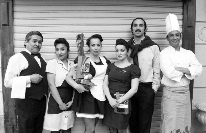 """""""Trilogía del comer y otras cosas"""": Las delicias de un teatro comestible"""
