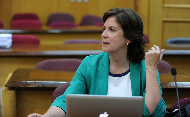 JDC formaliza solicitud de expulsión contra Mariana Aylwin: