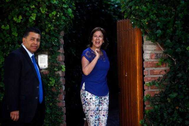 """Tribunal Supremo de la DC acoge requerimiento contra Mariana Aylwin y Jorge Correa se inhabilita por """"amistad íntima"""""""