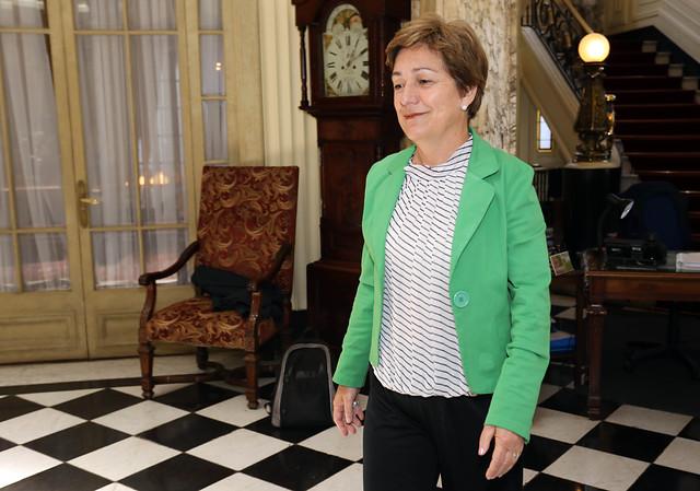 Baja la presión sobre Josefa Errázuriz después que el Concejo Municipal aprobara revocar ordenanza de alcohol
