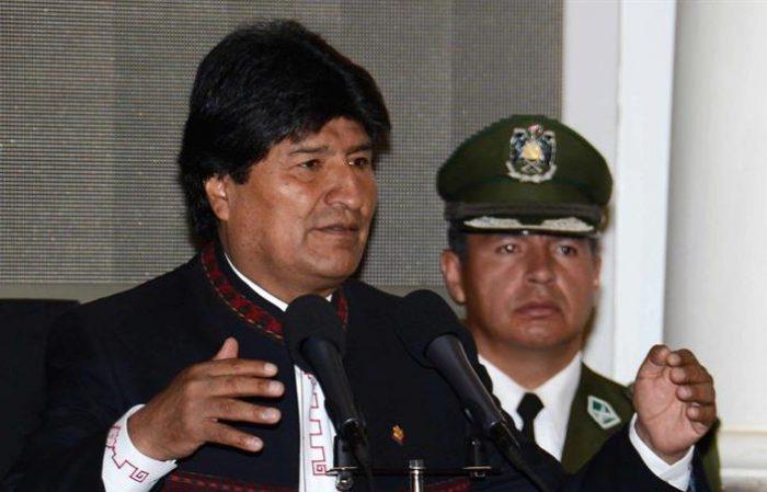 El video de Bolivia
