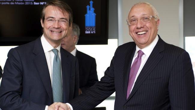 Saieh da la impresión de estar haciendo caja:  Ahora vende un 2,13% de Itaú CorpBanca a sus socios brasileños por alrededor deUS$ 90 millones