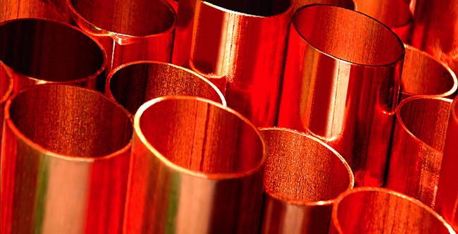Los metales -incluyendo el cobre- disfrutan de la mejor racha en 11 años