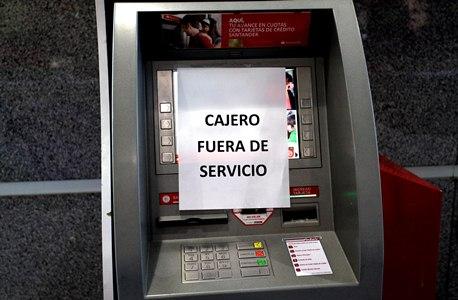 Diputado Farcas denuncia que nuevamente hay cajeros automáticos fuera de servicios o sin dinero
