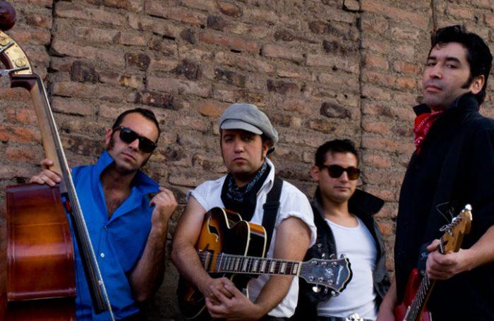 """""""Los Rockers"""""""