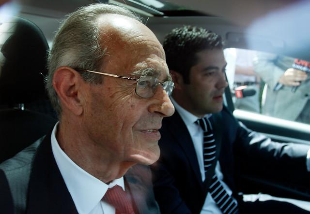 Manuel Cruzat declara por cuatro horas en la Fiscalía Oriente
