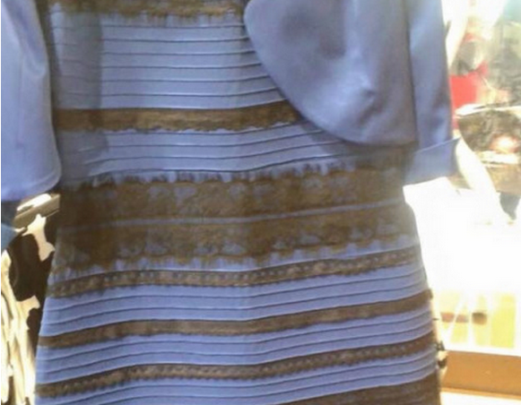 ¿De qué color es este vestido? La polémica que invade a las redes sociales