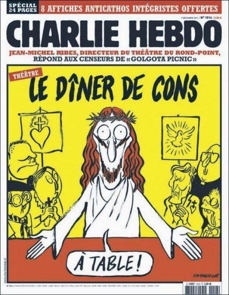 Las instituciones invisibles: sobre Charlie Hebdo y el Caso Penta