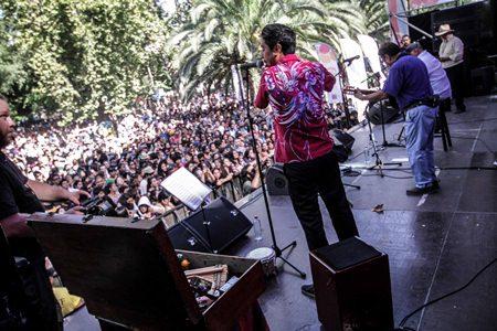 Más de 20 mil personas asistieron a Fiesta Ciudadana organizada por el Consejo de la Cultura