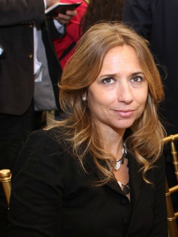 Ana María Zaldívar, ex subordinada de Dávalos, dice que es muy inteligente,