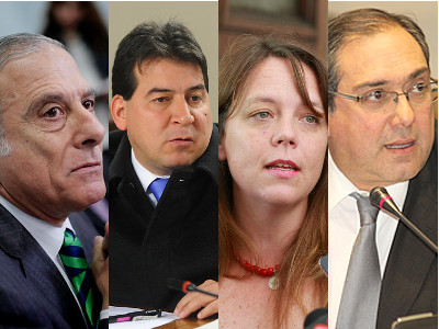 Ni tan honorables: el desfile de políticos en tribunales