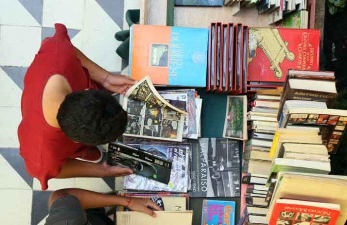 Nostalgia, bajos precios y ediciones únicas en la versión 23 de la Feria del Libro Usado