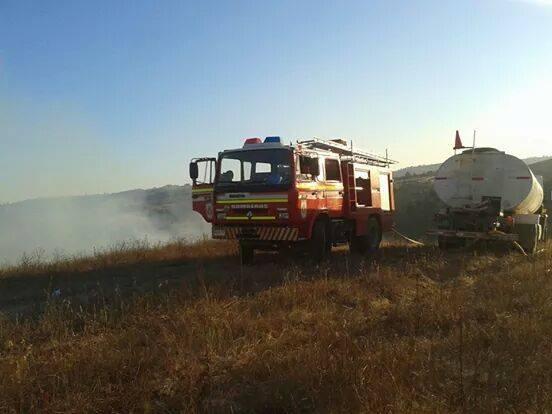 Gobierno solicitó ayuda de Argentina y Brasil para combatir los 63 incendios que afectan al país