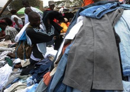 El negocio global de la ropa de segunda mano