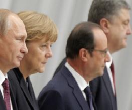 Cumbre de Minsk intenta apurar acuerdo de paz para Ucrania