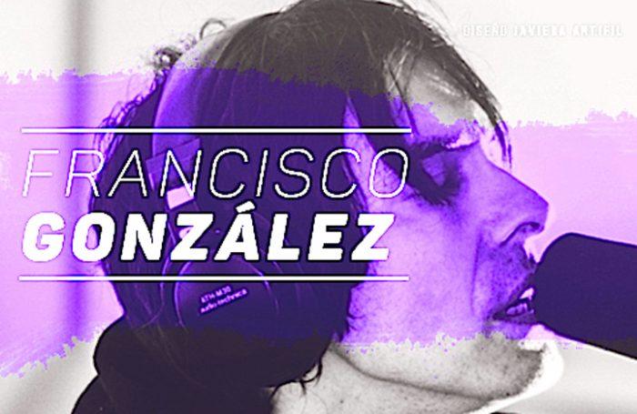 Francisco González en concierto en El Barril, Sábado 28 de marzo