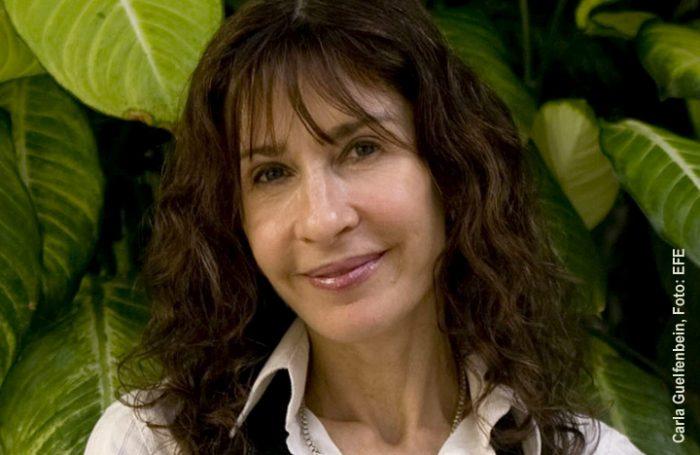 Novela de Carla Guelfenbein sobre la envidia entre escritores gana del Premio Alfaguara