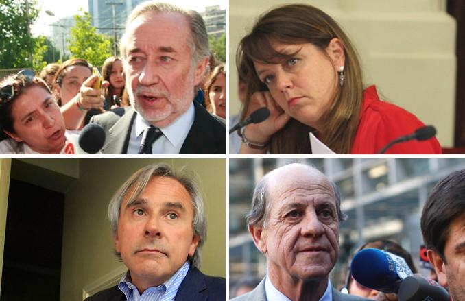Caso Penta: la Fiscalía saca al baile a los políticos en la primera jornada de formalización