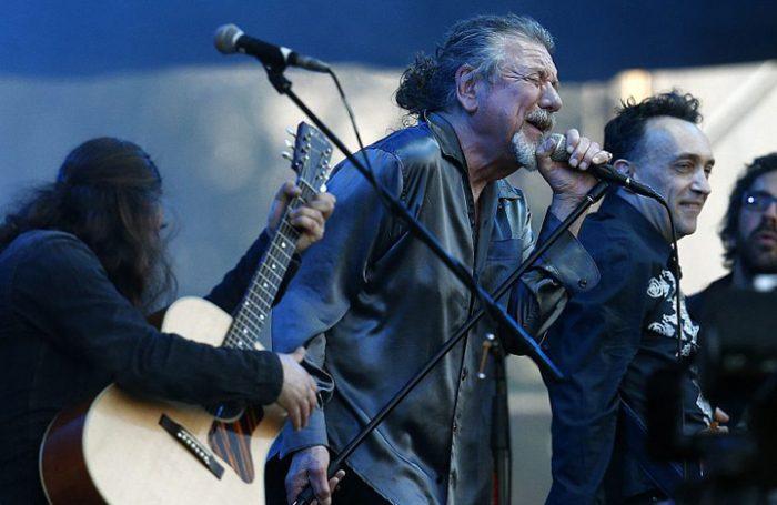 Robert Plant y su litúrgica actuación que convirtió Lollapalooza en un festival setentero