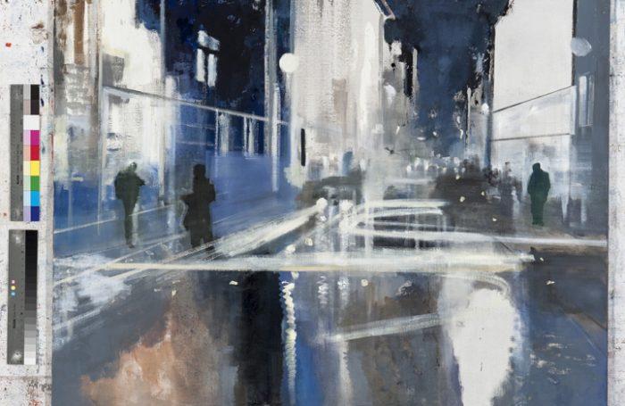 """Muestra """"Observadores del horizonte"""" trae a Santiago el arte de la Alemania dividida"""