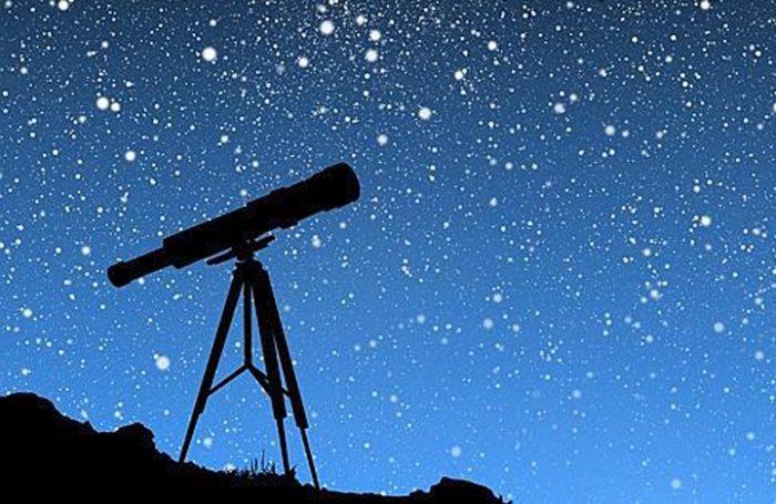 Maratón de astronomía sobre el sistema solar para niños y niñas