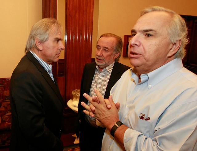 El rol clave de Andrés Chadwick en la conformación de la mesa UDI