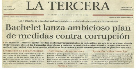 latercera 2006