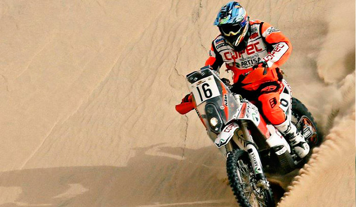 Motociclismo: Quintanilla remata quinto en el Mundial de Qatar 2015