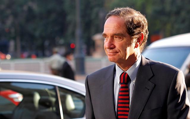 Hernán Larraín le pone precio a la ley exprés y pide que rueden cabezas de responsables políticos