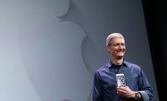 Apple sorprende al alza con sus resultados y da proyecciones para 3T que indican fuertes ventas de nuevos iPhone