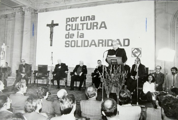 """""""Habeas Corpus"""", la contrainteligencia de la Vicaría de la Solidaridad"""
