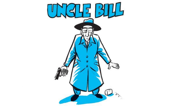 """""""Uncle Bill"""": Una novela gráfica sobre la vida de William Burroughs"""